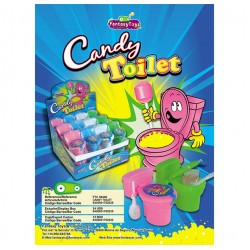 Candy Toilette