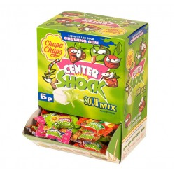 Chupa Chups Gum Center Shock